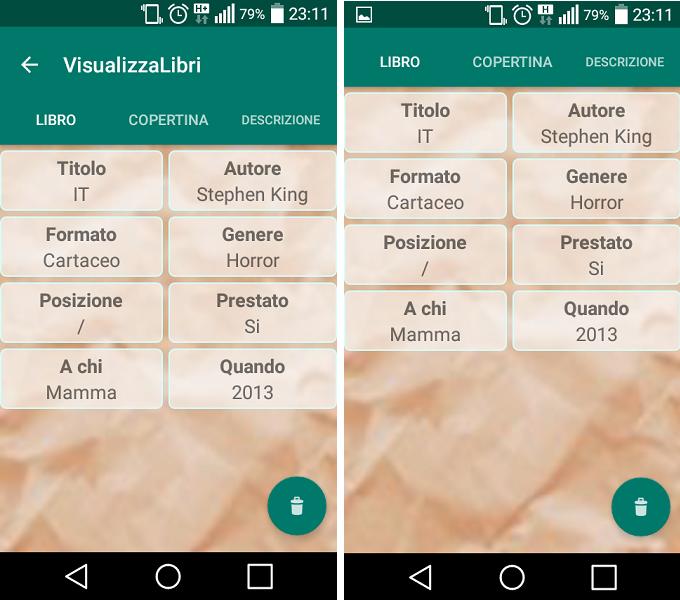 Corso Programmazione Android Lezione 10