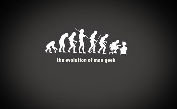 geek evolution