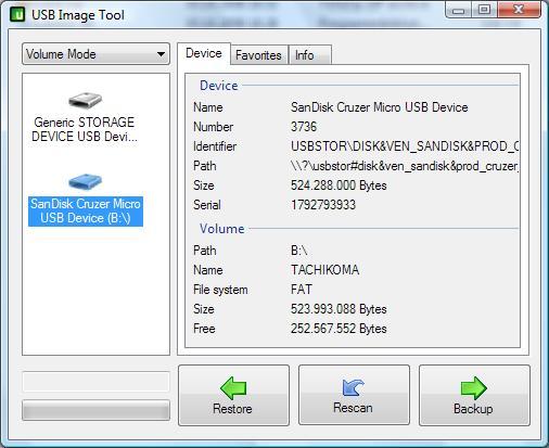 clonare gratuitamente le nostre memorie USB