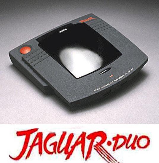 Atari Jaguar Duo