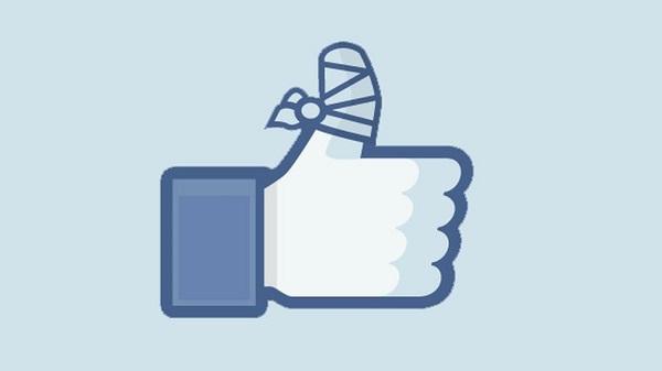 cancellazione facebook
